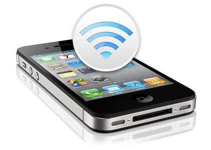 Не работает wi-fi ан телефоне