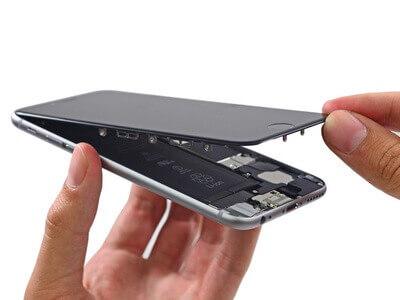 Замена дисплея телефона