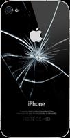 Треснувший корпус iPhone