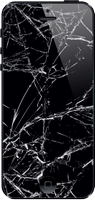 Разбилось стекло на iPhone