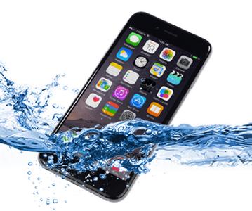 в iPhone попала вода