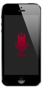 Замена микрофона iPhone